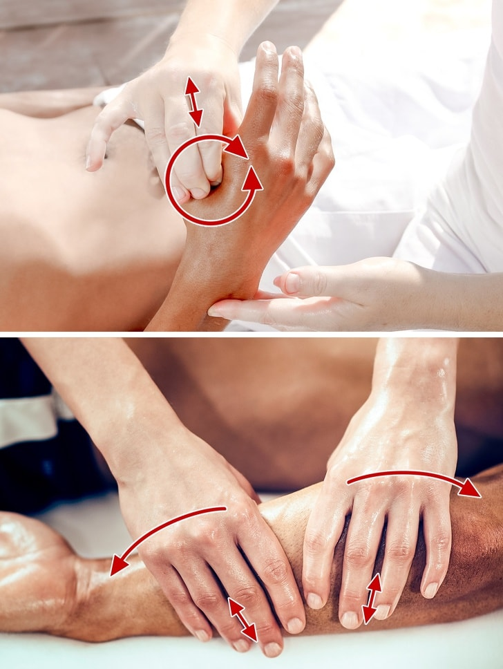 6 Awesome Tricks To Massage Your Partner's Body 5