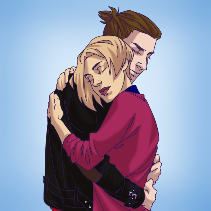 11 Hugs That Reveals A Lot About Your Relationship 6