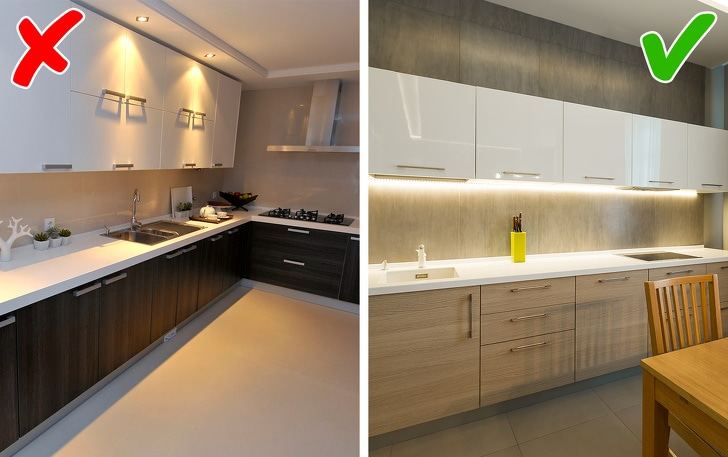 6 Best Kitchen Design Hacks That Would Turn Your Life Easier 7
