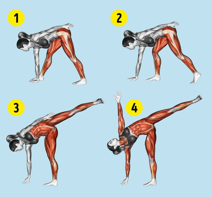 5 Best Morning Exercises To Provide Stretch In Your Body 7