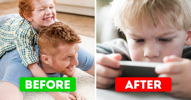 9 Worst Warnings That Says What Happens To A Child If They Spend Much Time On the Smartphone 1