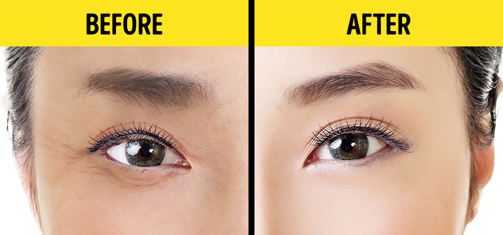 Japanese technique to make your eyes look younger
