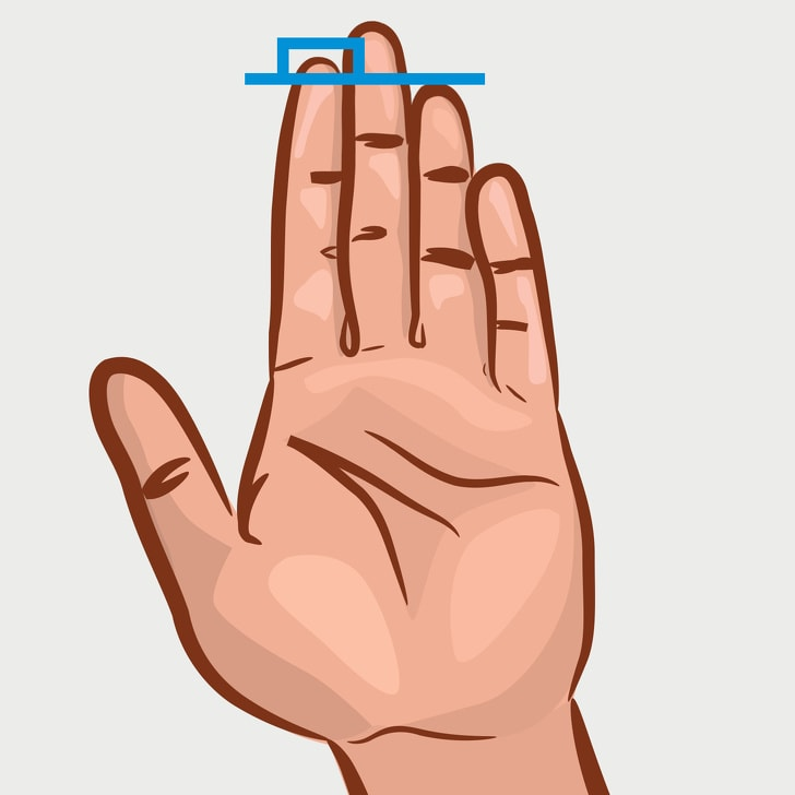 3 Best Things That The Length Of Finger Could Say About Your Personality 4