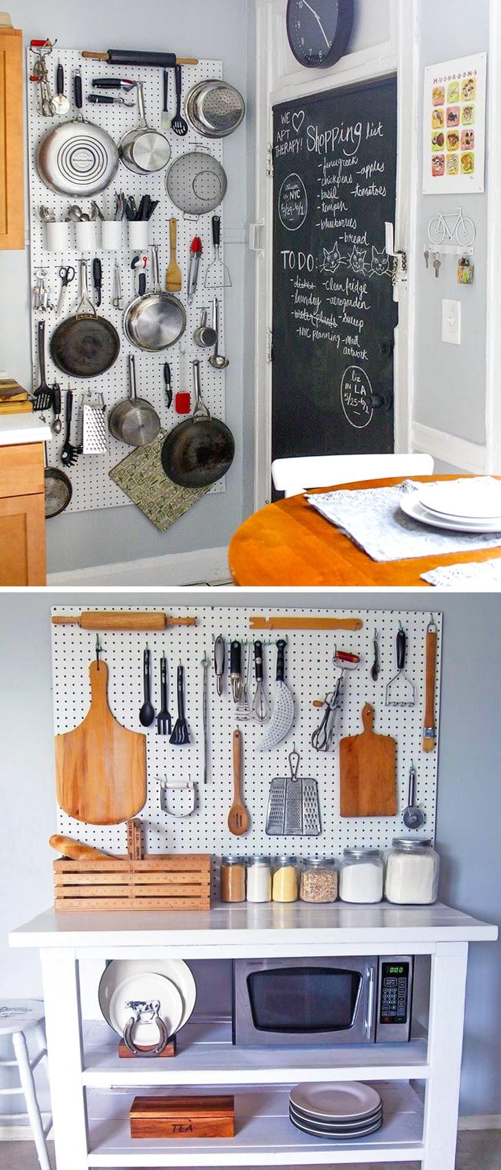 13 Best Ideas To Turn Your Kitchen Bigger 3