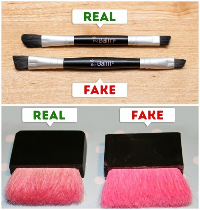 7 Smart Tricks By Which You Can Spot Fake Design Makeup 5