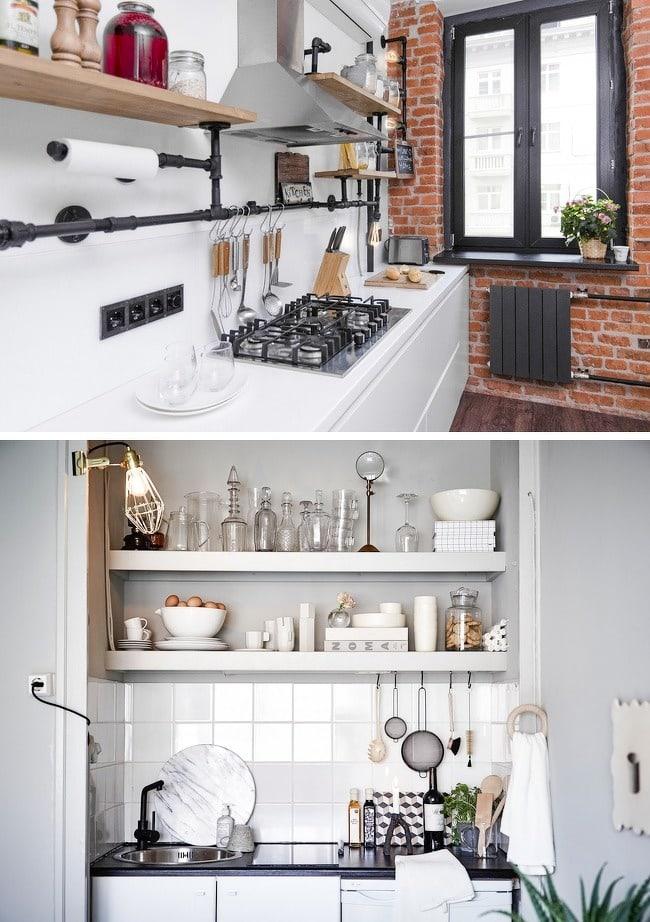 13 Best Ideas To Turn Your Kitchen Bigger 5