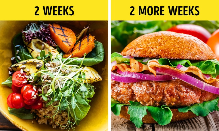 5 Diets That Would Turn Your Body Fit In One Month 2