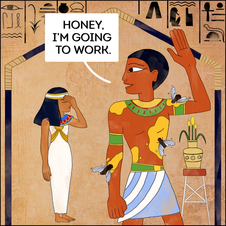 6 Weird Facts About Ancient Egypt That Would Even Stupefy The History Buffs 3