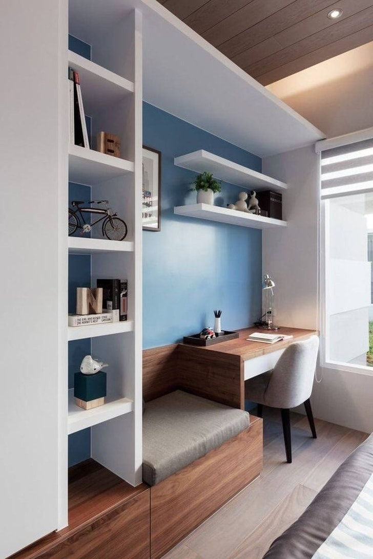 7 Best Ways You Can Save Space Which Will Turn The Small Apartment To Be Cozier 3