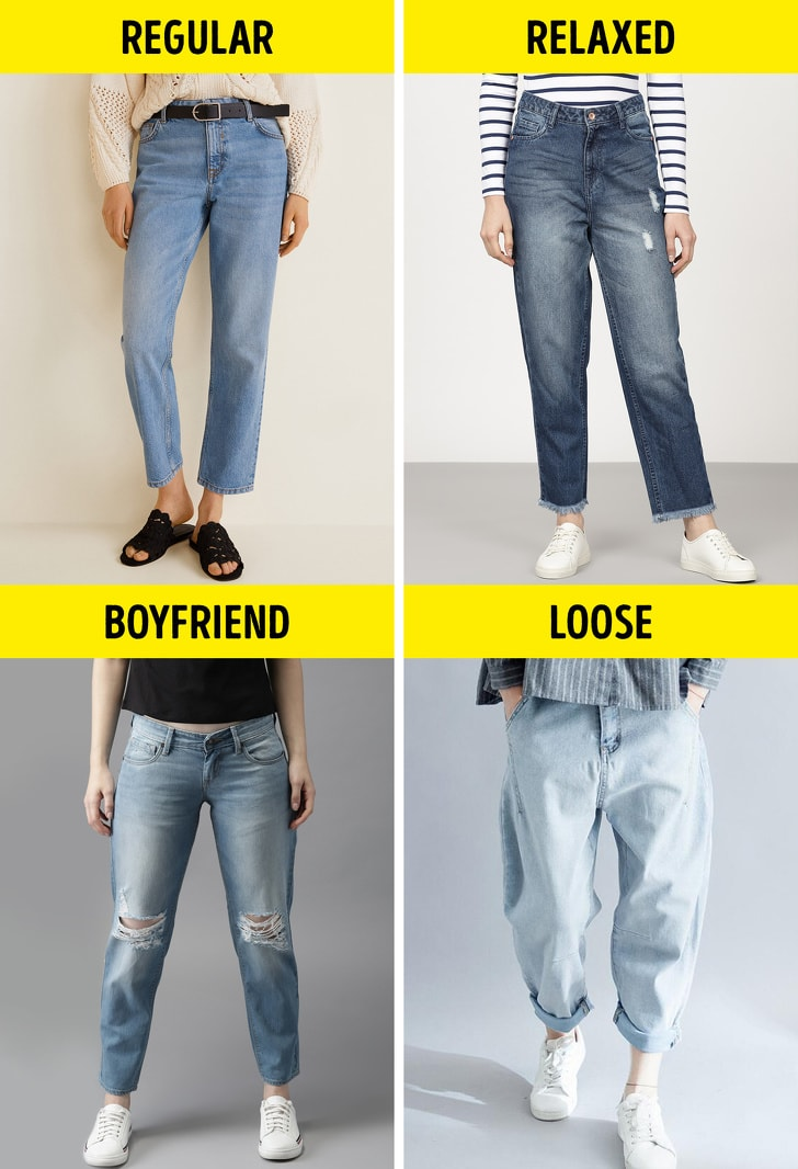 A Full Guide To Select The Best Fit Jeans For Any Looks 4