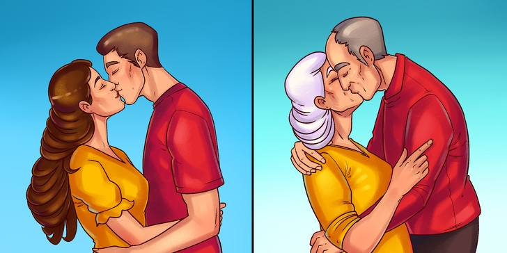 Kissing Every Day Can Help You Live Longer 7