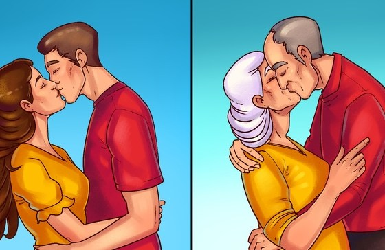Kissing Every Day Can Help You Live Longer 13