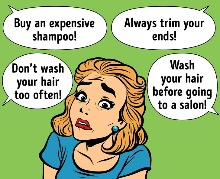 4 Amazing Beauty Tips Which Can Easily Transform Your Hair 6