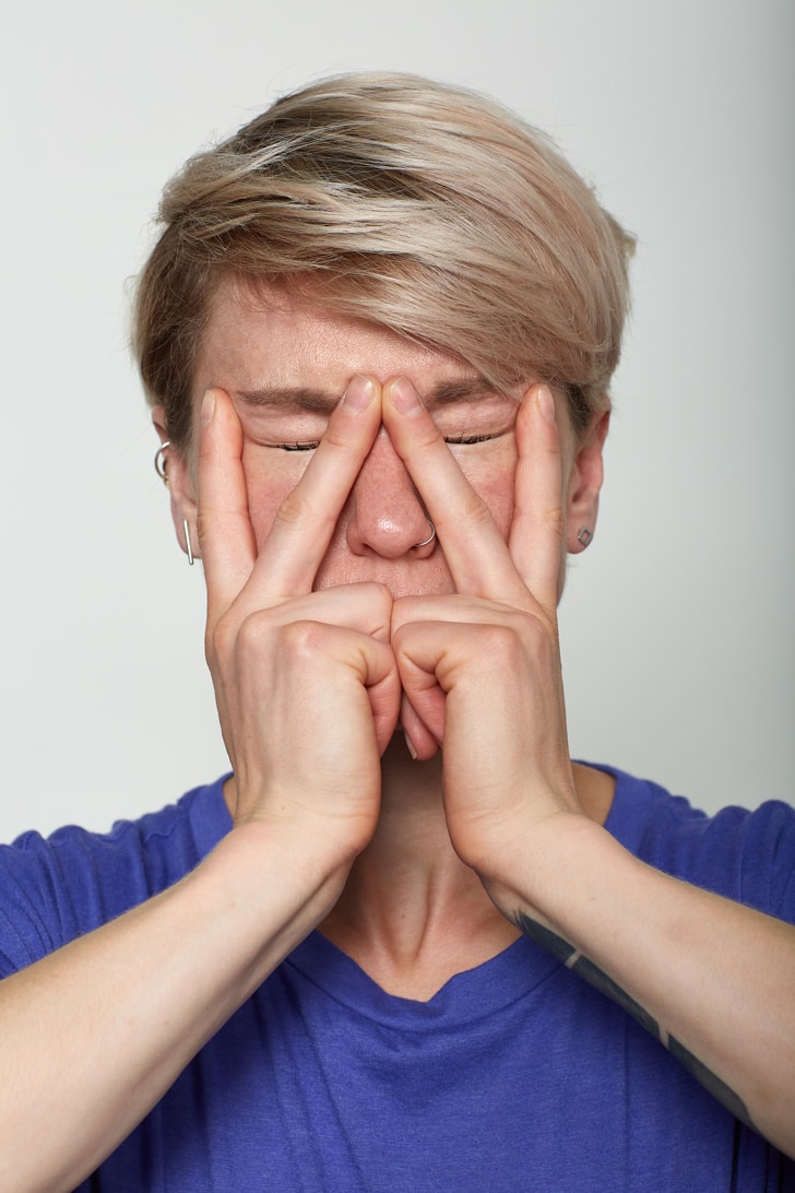 10 Basic Facial Exercises That Will Not Let You Visit To A Plastic Surgeon 1