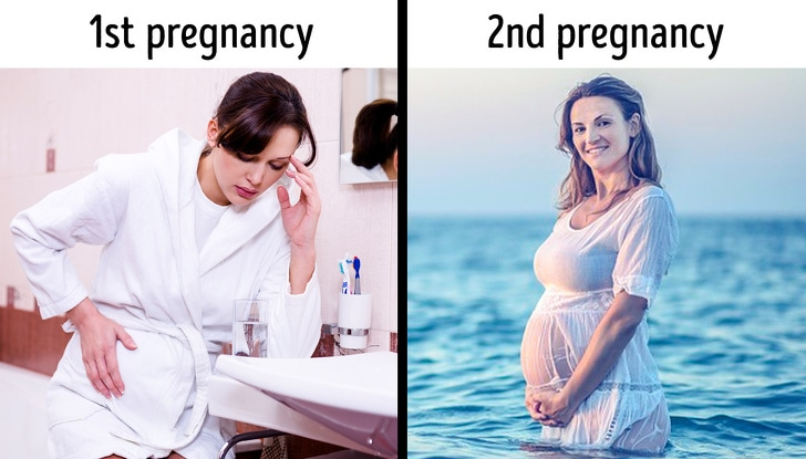 7 Unexpected Changes Occur In Woman's Body After Giving Birth To A Child 5