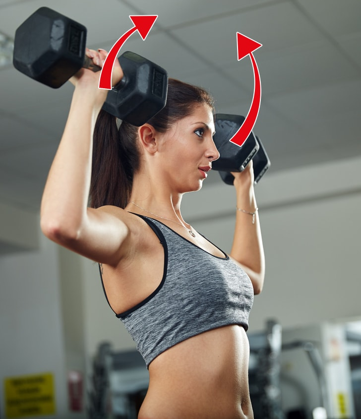 10 Simple Exercises Which Will Work Your Upper Body 7