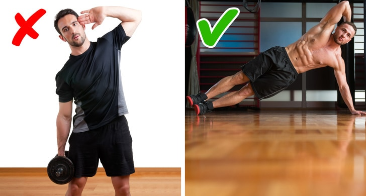 6 Popular Exercises Which Are Dangerous For Your Fitness Should Get Replaced 6
