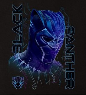 Marvel's Black Panther Movie Artwork