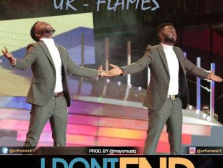 I Don't Want This To End by UR Flames [MP3 & Lyrics]