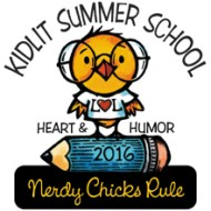 Kidlit Summer School 2016
