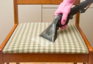 pranie tapicerki krzesło