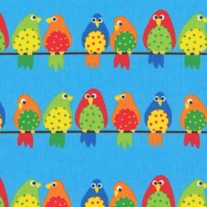 Fabrics by colour