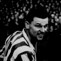 Green & White Cult Heroes - Arthur Sowden RIP