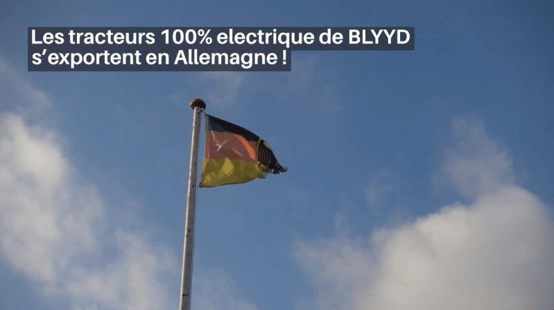 BLYYD actualité Allemagne