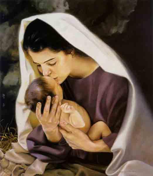 Непорочне зачаття Пресвятої Богородиці