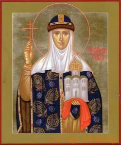 свята Ольга