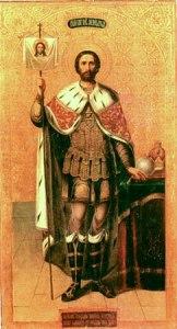Святий благовірний великий князь Олександр Невський – в схимі Олексій