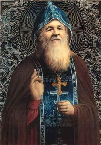 Преподобний Амфілохій Почаївський