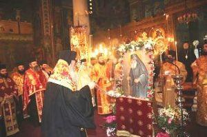урочистості до канонізації Паїсія Святогорця