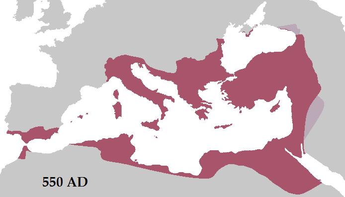 Візантійська імперія