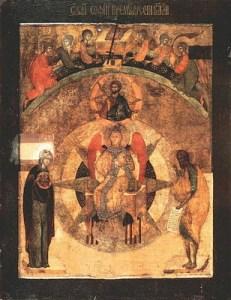 Ікона Софії Премудрості Божої (Київська)