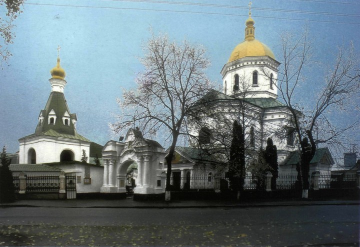 Свято-Іллінська церква в Києві