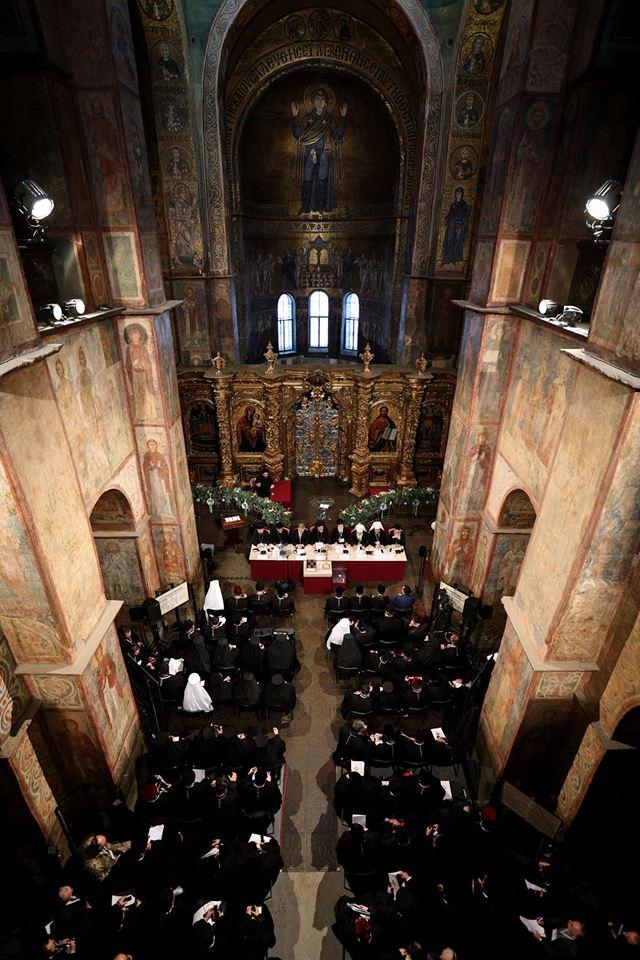 Обрано голову Єдиної Помісної Української Православної Церкви