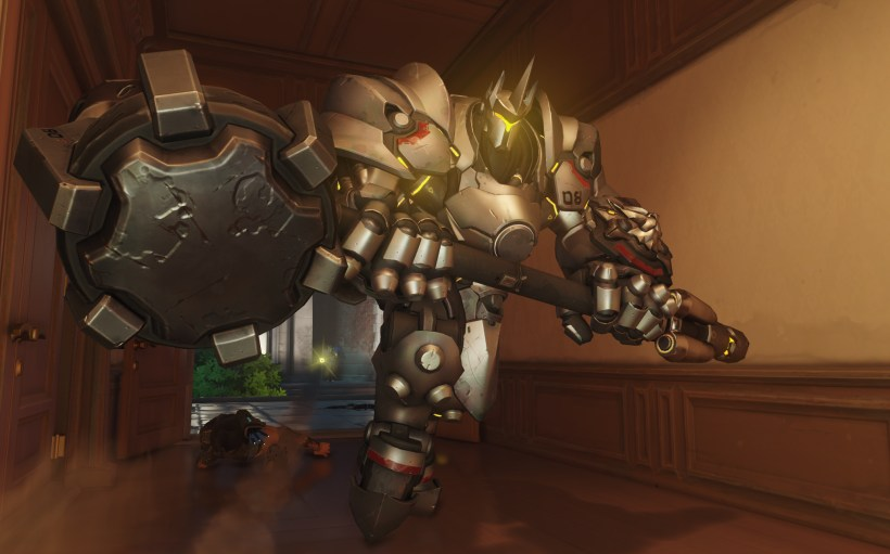 Image result for Reinhardt ow