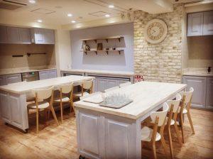 Notre studio キッチン