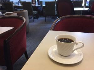 ルノアール 銀座松屋通り店 電源 珈琲
