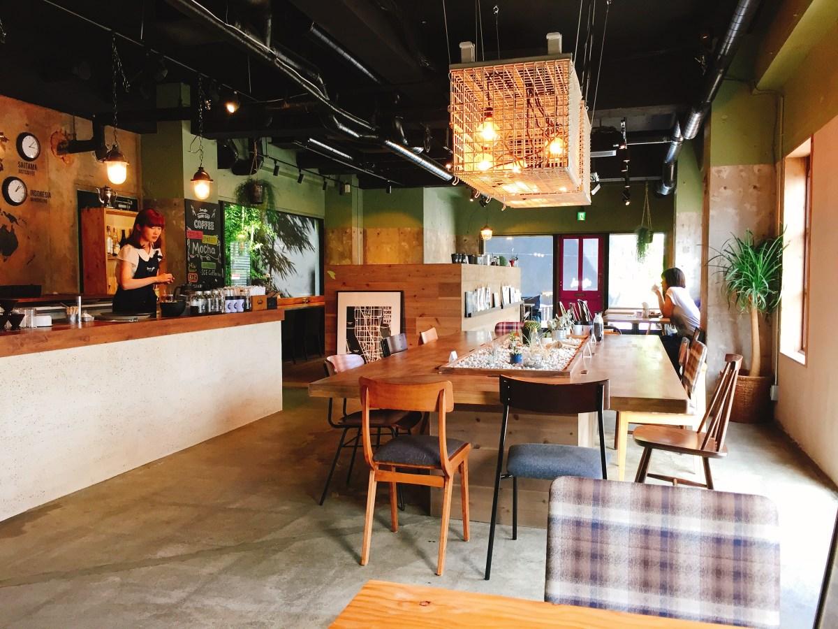 ノマドワーカー必見!埼玉県で電源が使えるカフェ一覧