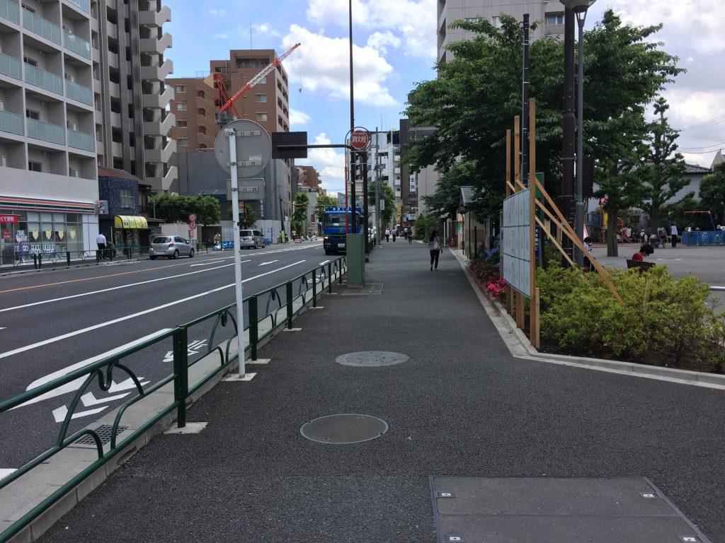 magari中野店 行き方 新中野駅