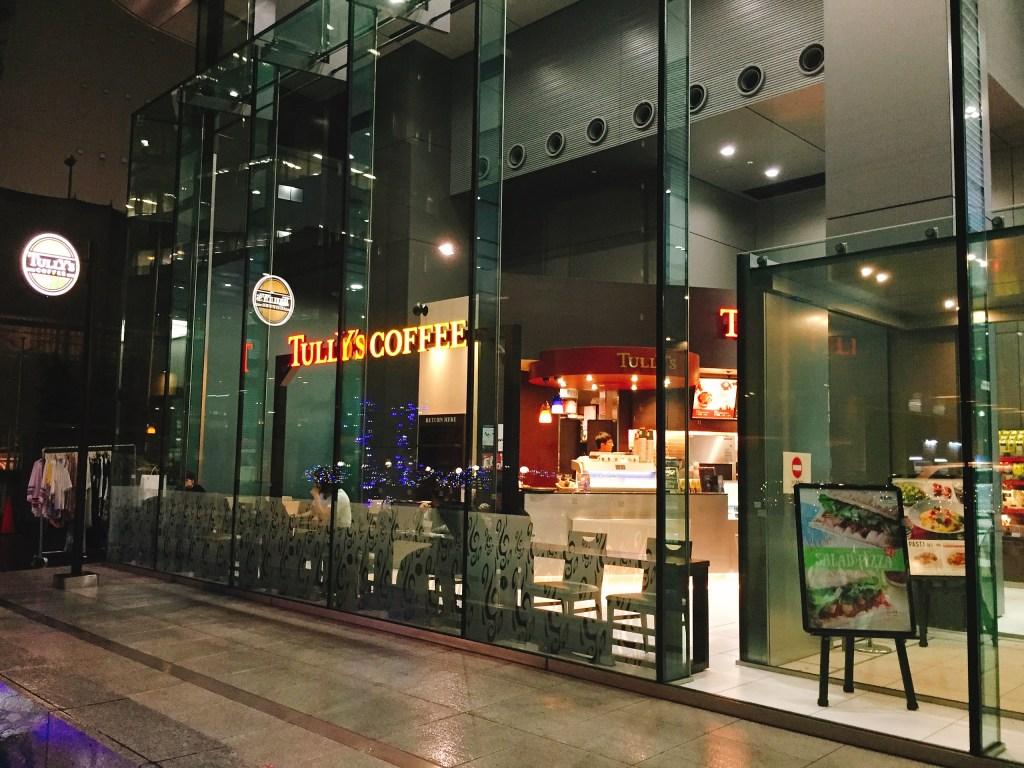企業 カフェ運営事例 SUBARU STARS SQUARE タリーズコーヒー エビススバルビル店|東京・恵比寿