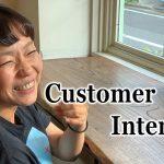 Customer Interview 中谷美希(なかやみき)さん 2020年カフェ開業予定