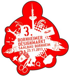 3. Bornheimer Designmarkt in Frankfurt (nächsten Samstag)