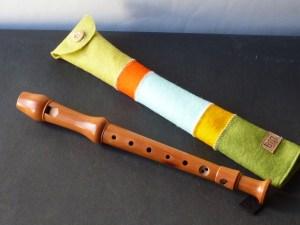 Flötenhüllen