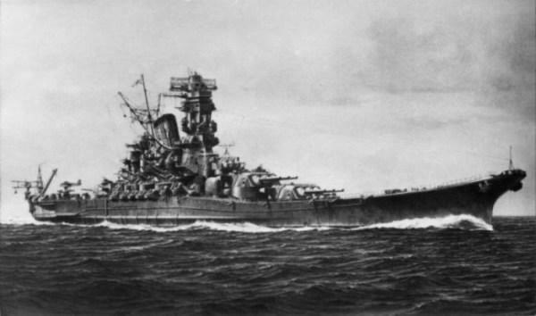Линкоры Второй мировой войны Самые великие корабли