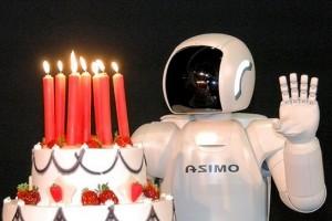 андроід Асімо