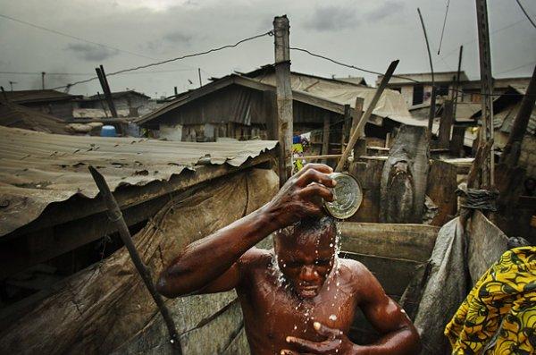 Нигерия, интересеные и в тоже время шокирующие фотографии ...