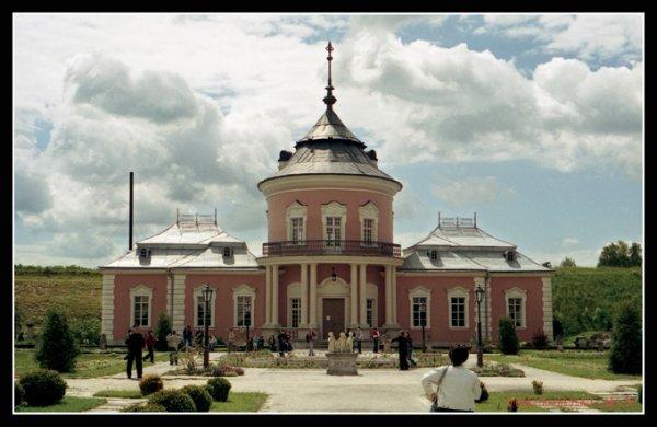 Замки и крепости Украины - bigmir)net